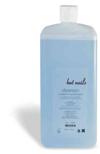 nothing but nails cleanser 1000ml
