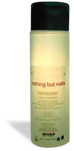 nothing but nails remover 250ml