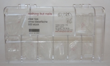 nothing but nails tipkasten 500-er klar