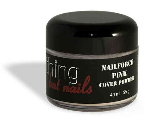 NAILFORCE acryl powder cover pink 25g