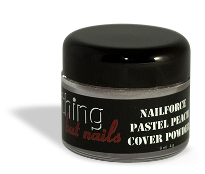 NAILFORCE acryl powder cover pastel peach 4g
