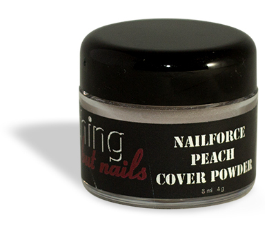 NAILFORCE acryl powder cover peach 4g