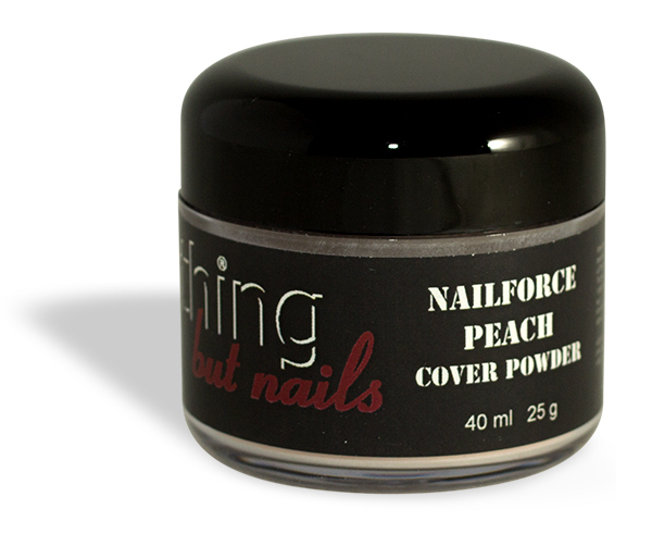 NAILFORCE acryl powder cover peach 25g