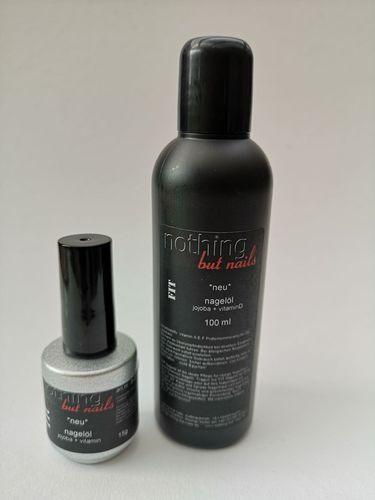 NAILFORCE FIT nagelhautöl jojoba und vitaminE 100ml