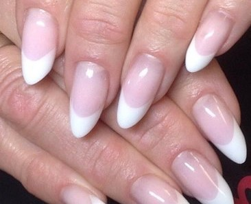 NAILFORCE acryl powder lovely pink 4g
