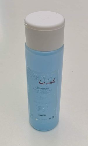nothing but nails cleanser 250ml
